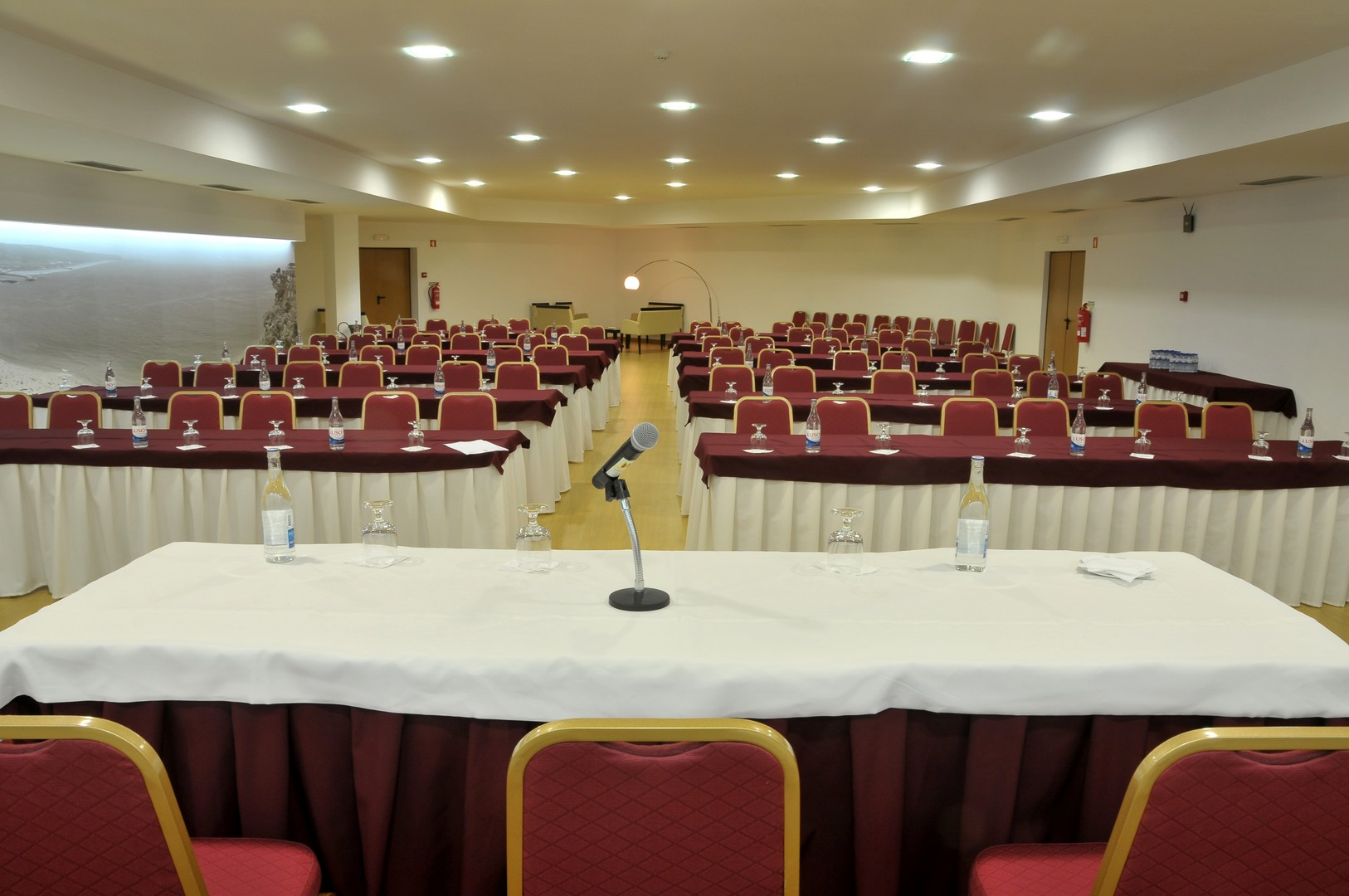 Hotel Miramar Sul Eventos Corporate Sala Premium