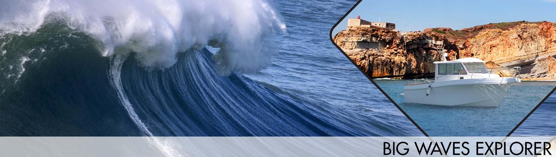 BIG WAVES EXPLORER