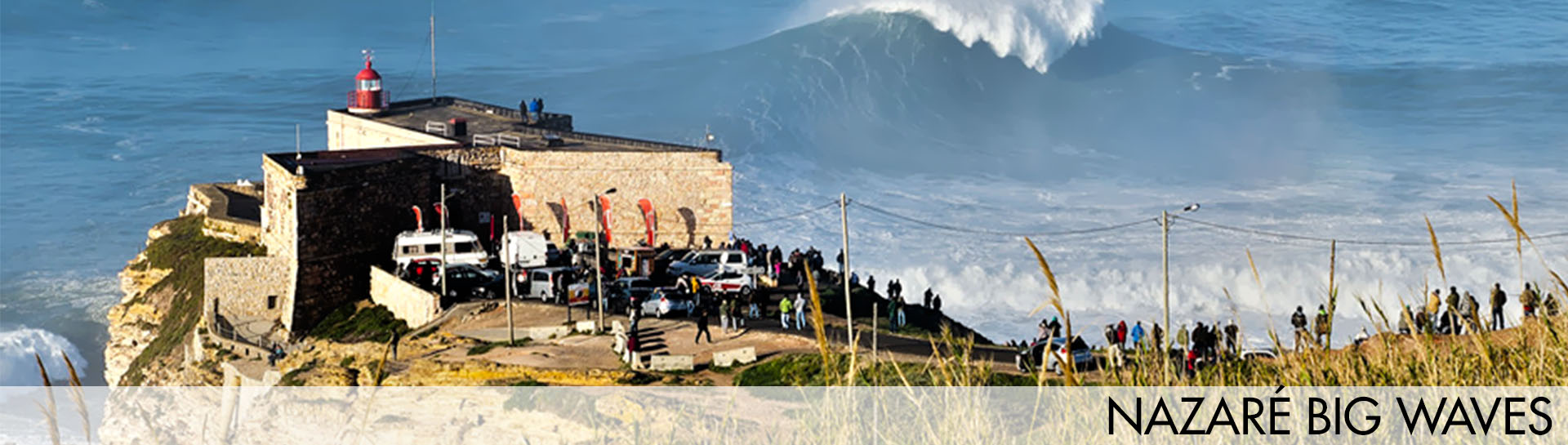 NAZARE BIG WAVES