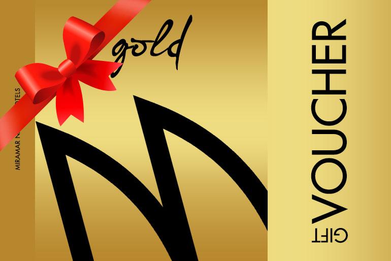 Gift Voucher Gold